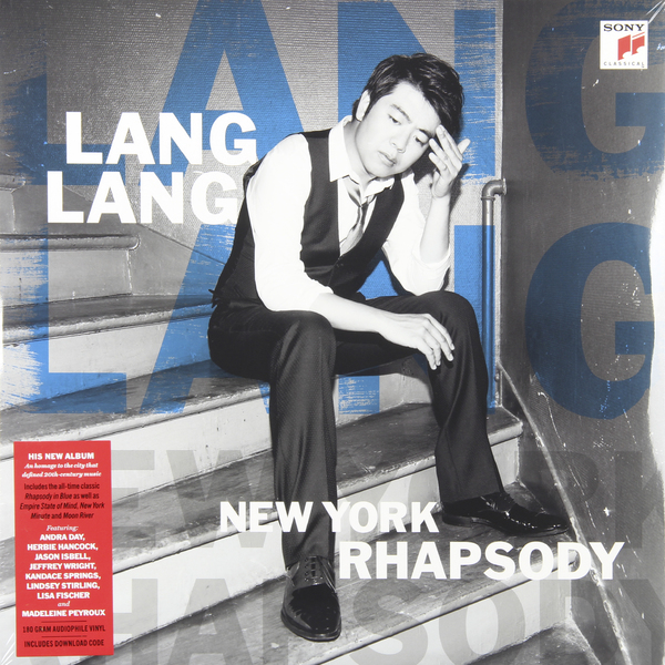 Lang Lang Lang Lang - New York Rhapsody (2 Lp, 180 Gr) ланг ланг lang lang live at carnegie hall 2 lp