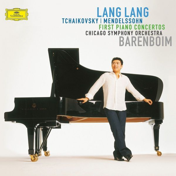Lang Lang Lang Lang - Tchaikovsky Mendelssohn: First Piano Concertos lang lang lang lang live at carnegie hall 2 lp 180 gr