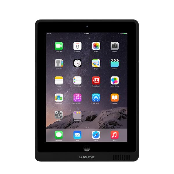Товар (аксессуар для мультирума) LaunchPort Чехол для iPad AP3 Black компьютерные аксессуары oem 5pcs ipad wifi 3g gps