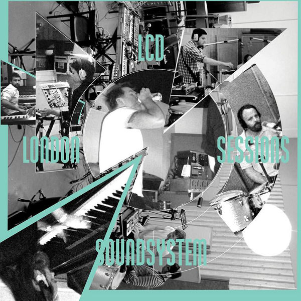 Lcd Soundsystem Lcd Soundsystem - London Sessions (2 LP)