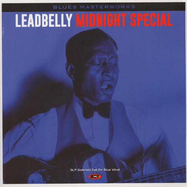 Leadbelly - Midnight Special (3 Lp, Colour)