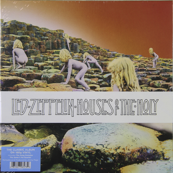 Фото - Led Zeppelin Led Zeppelin - Houses Of The Holy (180 Gr) cd led zeppelin ii deluxe edition