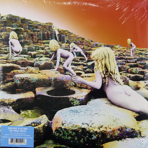 Led Zeppelin Led Zeppelin - Houses Of The Holy (2 LP) led zeppelin led zeppelin in through the out door 2 lp