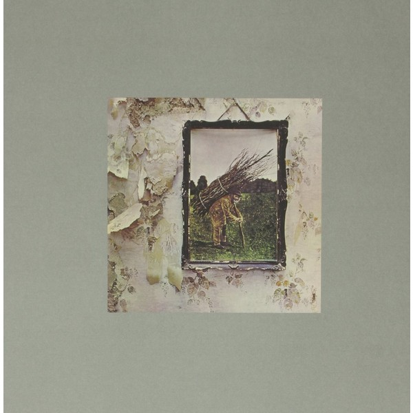 Led Zeppelin Led Zeppelin - Led Zeppelin Iv (4 Lp, 180 Gr) led zeppelin led zeppelin houses of the holy 180 gr