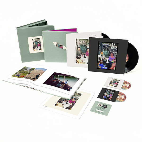 Led Zeppelin Led Zeppelin - Presence (4 Lp, 180 Gr) виниловая пластинка led zeppelin presence