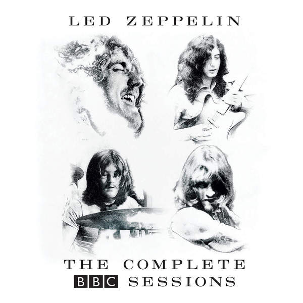 Led Zeppelin Led Zeppelin - The Complete Bbc Sessions (8 Lp, 180 Gr) led zeppelin – led zeppelin iii deluxe edition 2 lp