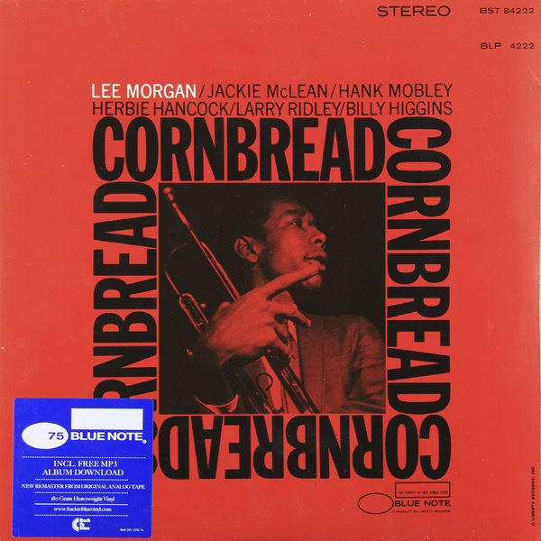 Lee Morgan Lee Morgan - Cornbread (180 Gr) блуза morgan morgan mo012ewvae94