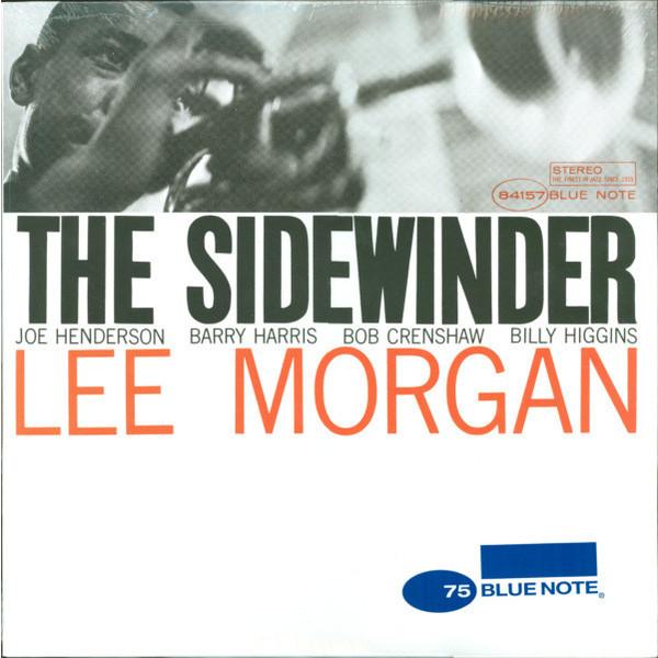 Lee Morgan - The Sidewinder (remastered)