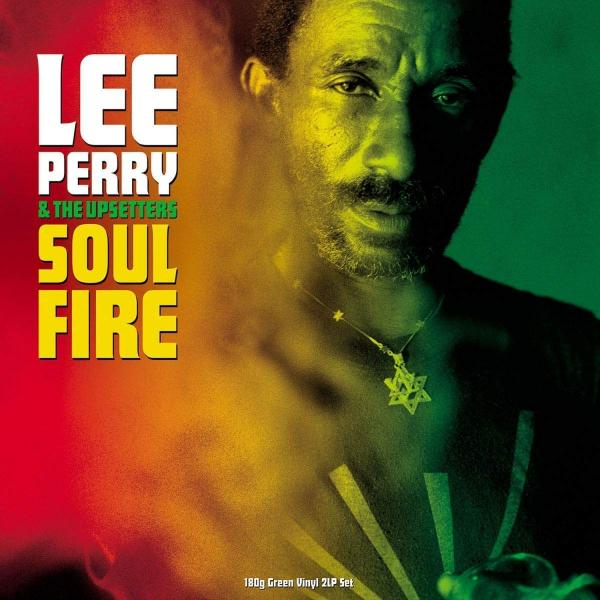 Lee Perry The Upsetters - Soul On Fire (2 Lp, Colour)