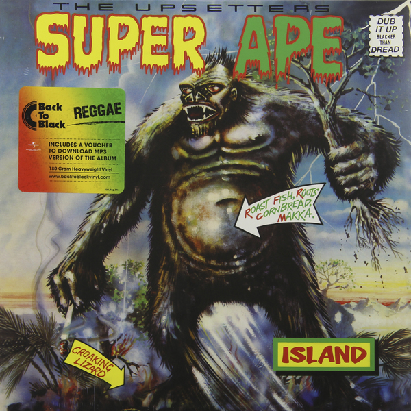 Upsetters Upsetters - Super Ape (180 Gr) mgmt mgmt mgmt 180 gr