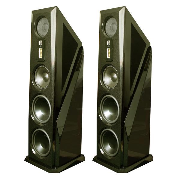 Напольная акустика Legacy Audio Aeris Black Pearl напольная акустика legacy audio whisper hd black pearl