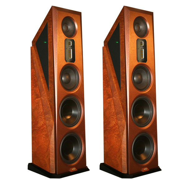 Напольная акустика Legacy Audio Aeris Natural Cherry активный сабвуфер legacy audio point one natural cherry