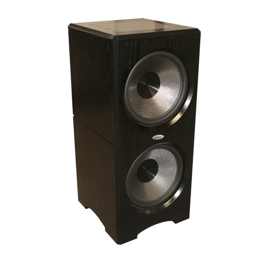 Активный сабвуфер Legacy Audio Goliath XD Black Oak