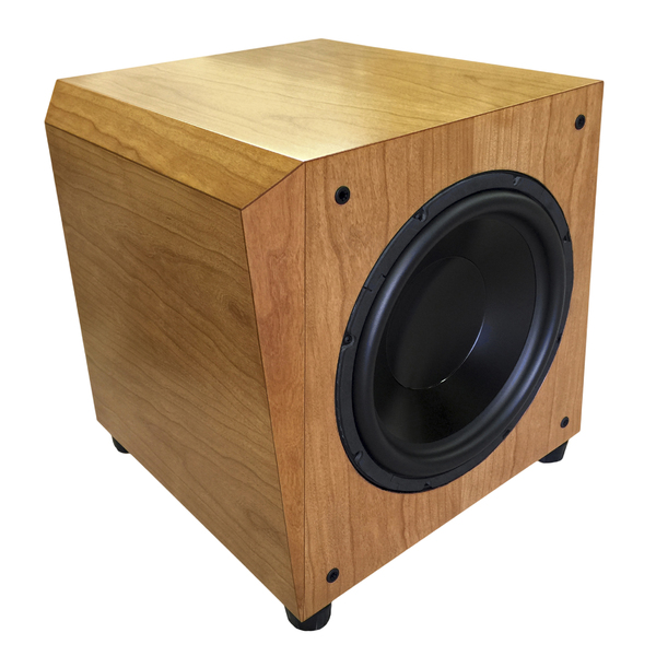 Активный сабвуфер Legacy Audio Metro Natural Cherry активный сабвуфер legacy audio goliath xd black oak