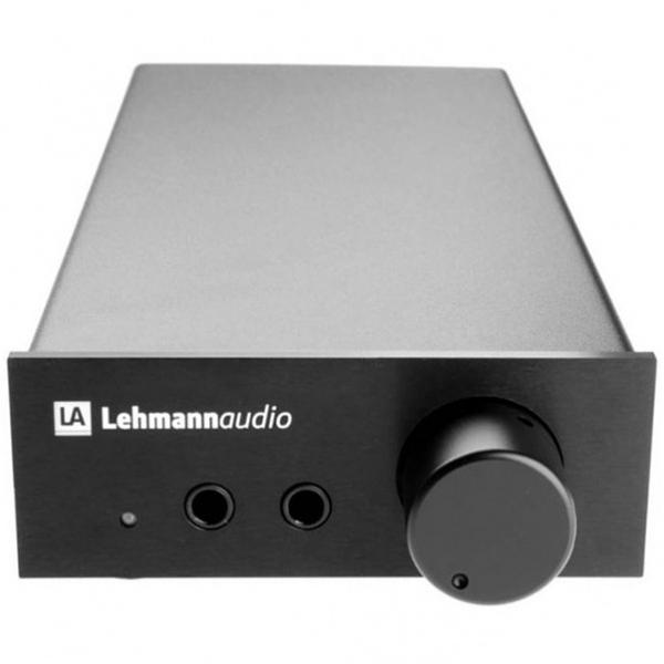 Усилитель для наушников Lehmann Audio Linear D Black smsl sd 793 ii black усилитель для наушников