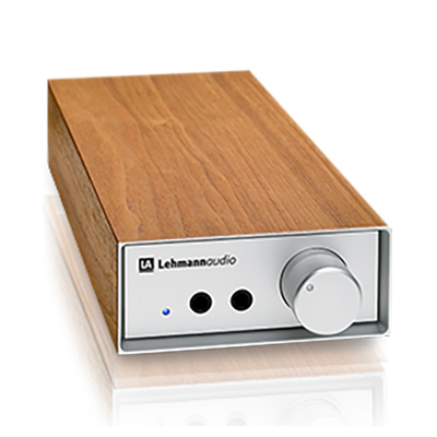 Усилитель для наушников Lehmann Audio Linear SE Silver/Walnut усилитель для наушников lehmann audio linear se silver walnut