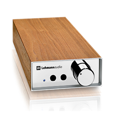 Усилитель для наушников Lehmann Audio Linear SE Chrome/Walnut audio physic yara ii superior red walnut