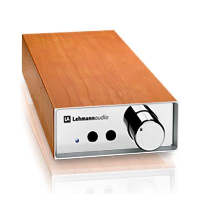 Усилитель для наушников Lehmann Audio Linear SE Chrome/Wild Cherry усилитель для наушников lehmann audio linear se silver walnut