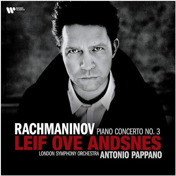 Rachmaninov RachmaninovLeif Ove Andsnes The London Symphony Orchestra - : Piano Concerto No. 3 (180 Gr) daniil trifonov the philadelphia orchestra yannick nezet seguin destination rachmaninov arrival