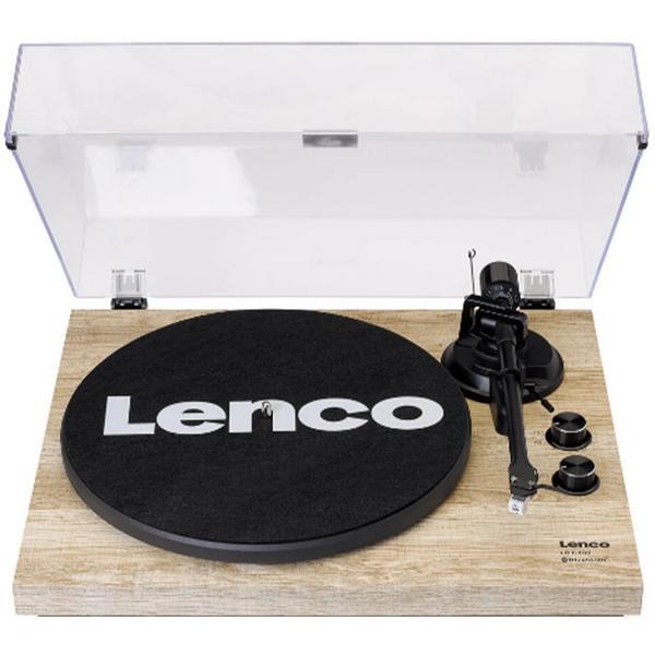 Виниловый проигрыватель Lenco LBT-188 Wood