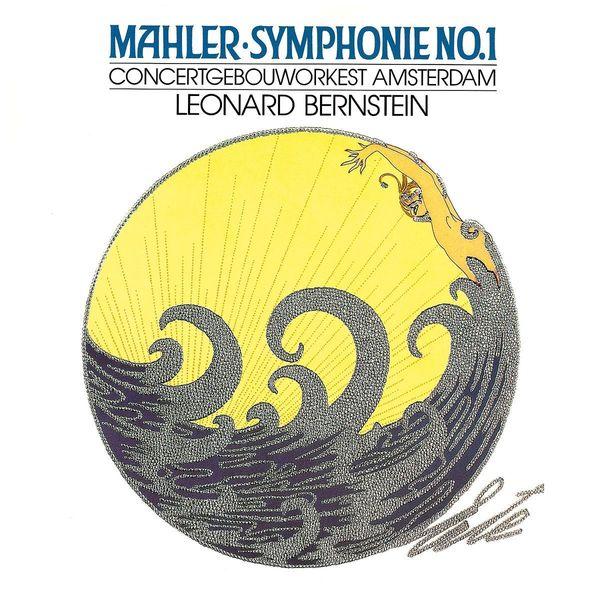 Mahler MahlerLeonard Bernstein - : Symphony No. 1 mahler leonard bernstein symponies nos 9