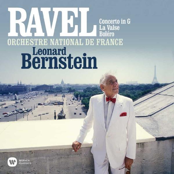 RAVEL RAVELLeonard Bernstein - : Piano Concerto, Bolero, La Valse (180 Gr)