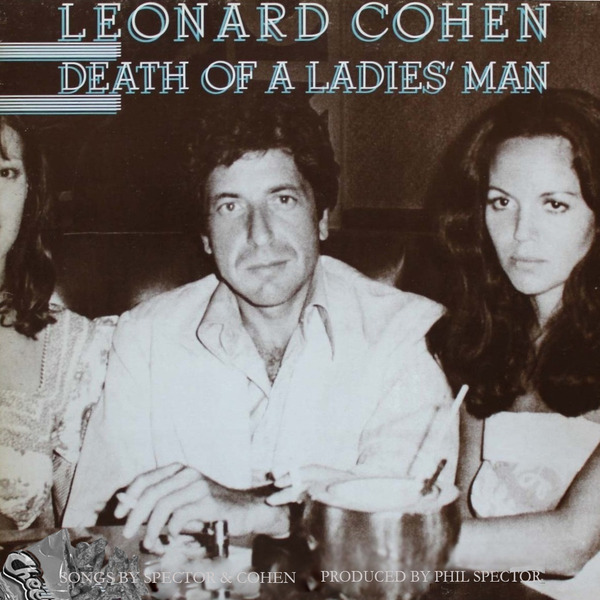 Leonard Cohen Leonard Cohen - Death Of A Ladies' Man (180 Gr) a maze of death