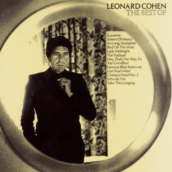 Leonard Cohen Leonard Cohen - Greatest Hits cd диск cohen leonard more best of 1cd cyr