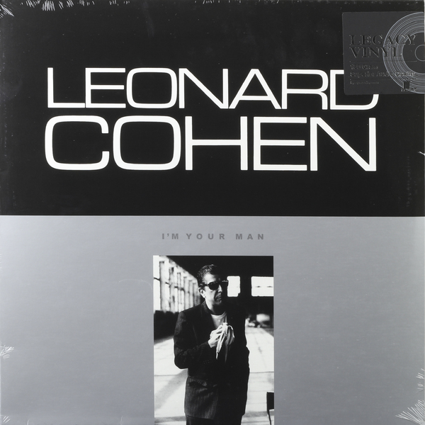 Leonard Cohen Leonard Cohen - I'm Your Man allan cohen r influence without authority