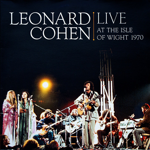 Leonard Cohen Leonard Cohen - Live At The Isle Of Wight 1970 (2 Lp, 180 Gr) серьги bacio bella серьги северное сияние