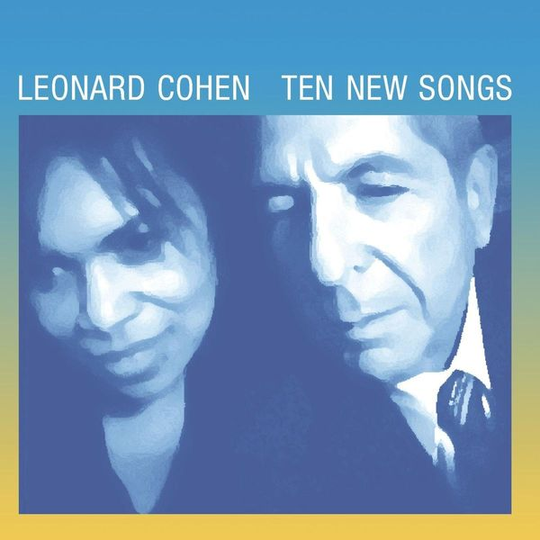 Leonard Cohen Leonard Cohen - Ten New Songs tony cohen свитер