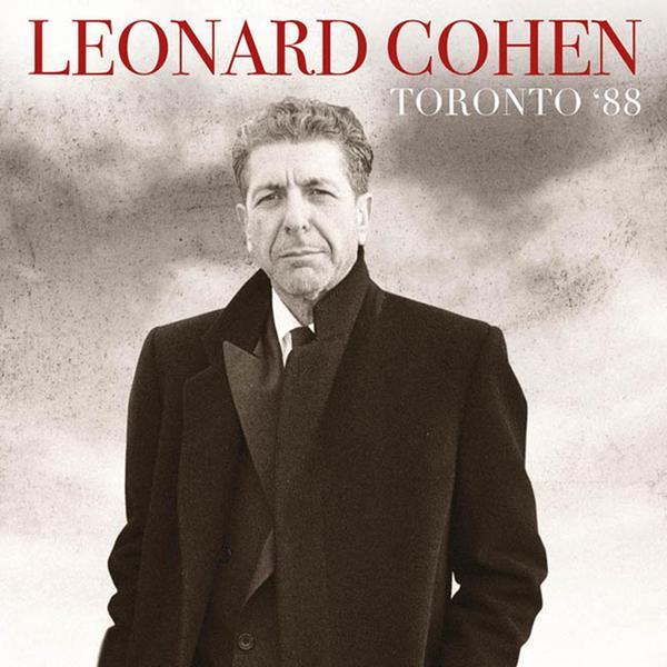 Leonard Cohen Leonard Cohen - Toronto '88 (2 LP) leonard cohen poems