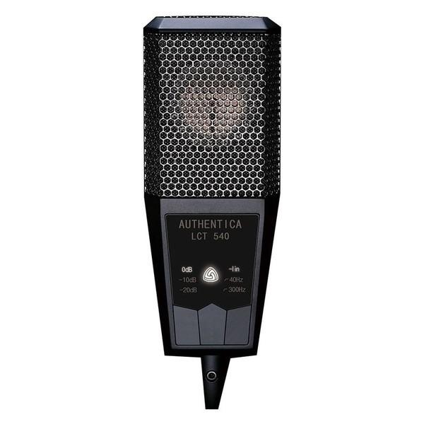Студийный микрофон Lewitt LCT540 студийный микрофон lewitt lct940