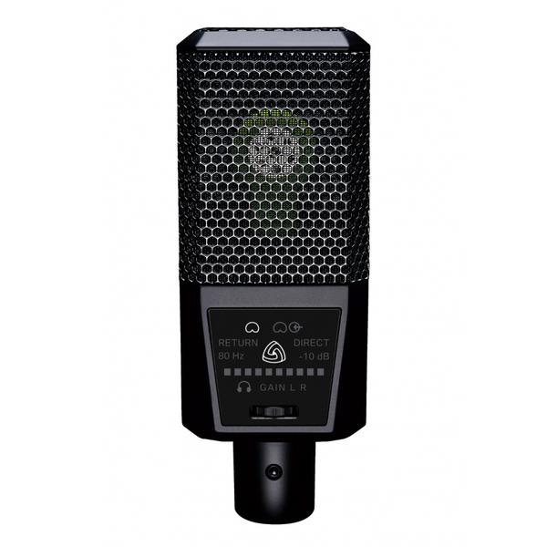 USB микрофон Lewitt DGT450/USB цап ацп конвертер focusrite rednet3