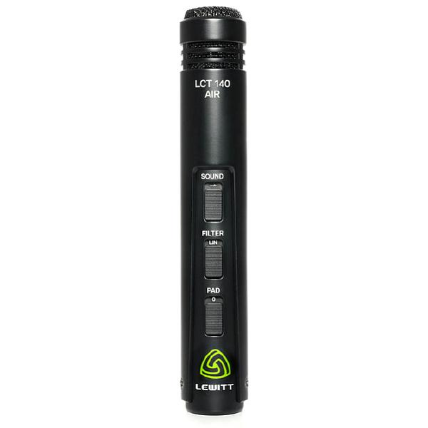 Инструментальный микрофон Lewitt LCT140 AIR студийный микрофон lewitt lct940