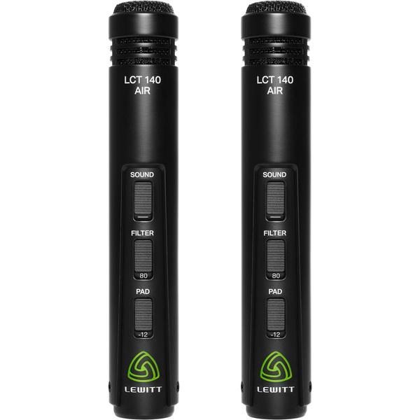 Инструментальный микрофон Lewitt LCT140 AIR stereo pair