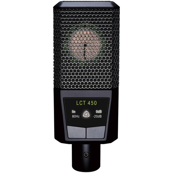 Студийный микрофон Lewitt LCT450 динамический микрофон audix om3