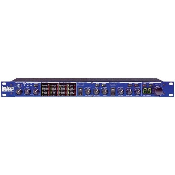 Процессор эффектов Lexicon MX200 процессор эффектов lexicon mx300