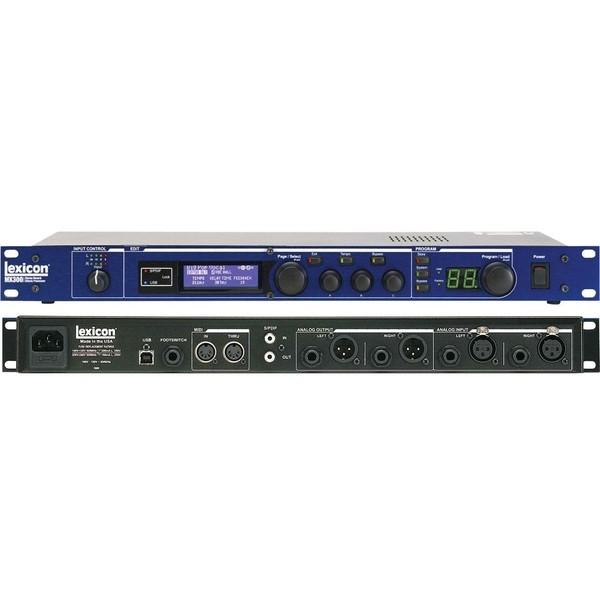 Процессор эффектов Lexicon MX300 процессор эффектов lexicon mx400