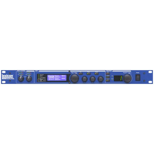Процессор эффектов Lexicon MX400 процессор эффектов lexicon mx300