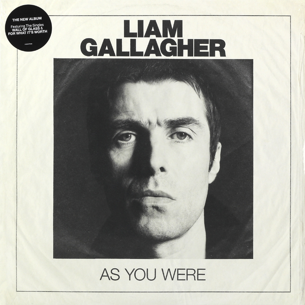 Liam Gallagher Liam Gallagher - As You Were майка классическая printio your success