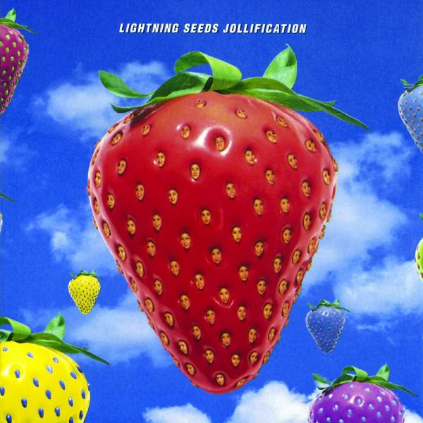 Lightning Seeds - Jollification (25th Anniversary) (lp + 7 , Colour)