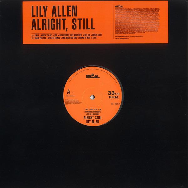 Lily Allen - Alright, Still…