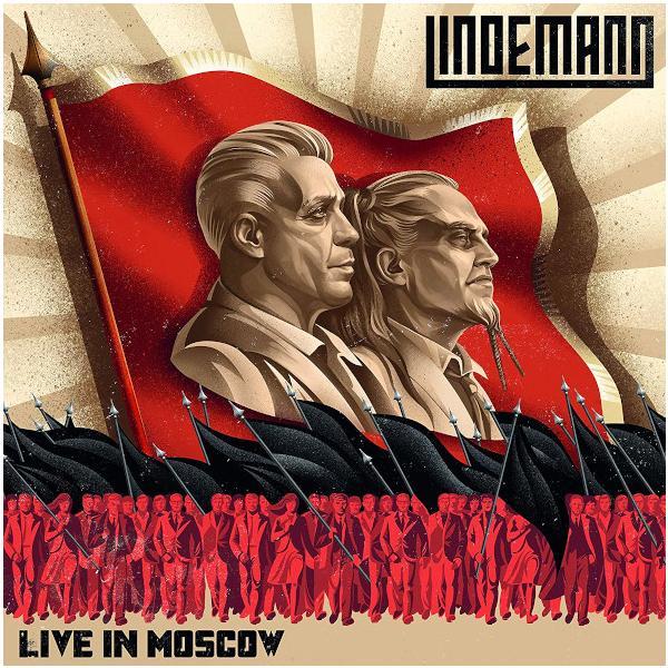 lindemann lindemann ich weiss es nicht 7 Lindemann Lindemann - Live In Moscow (2 LP)