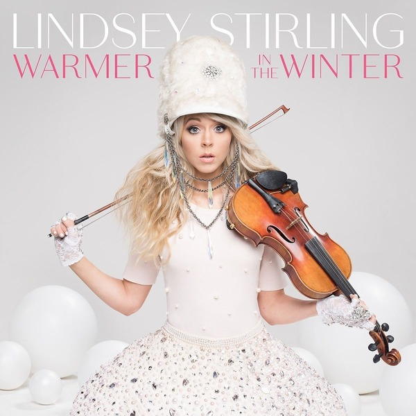Lindsey Stirling Lindsey Stirling - Warmer In The Winter cd lindsey stirling warmer in the winter