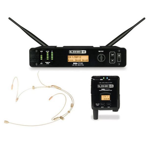 Радиосистема Line 6 XD-V75HS (TAN)
