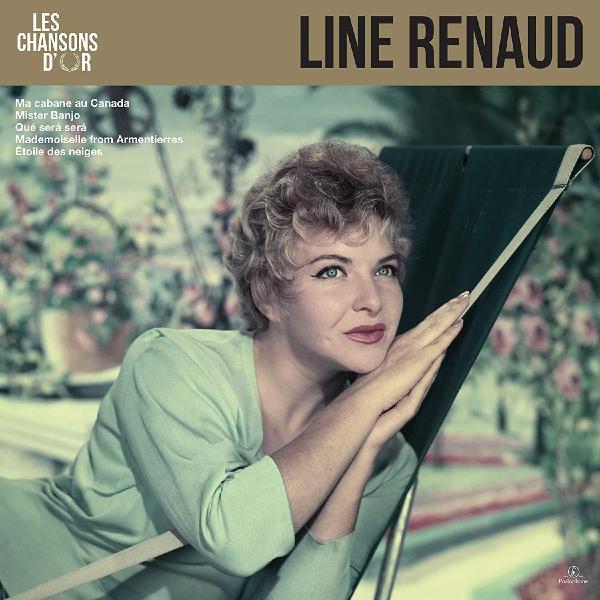 Line Renaud - Les Chansons Dor