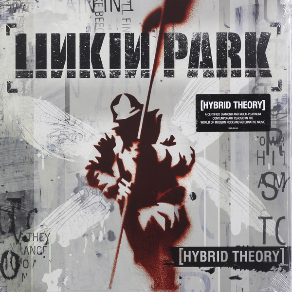 Linkin Park Linkin Park - Hybrid Theory atlantic searamic 92045 57 65