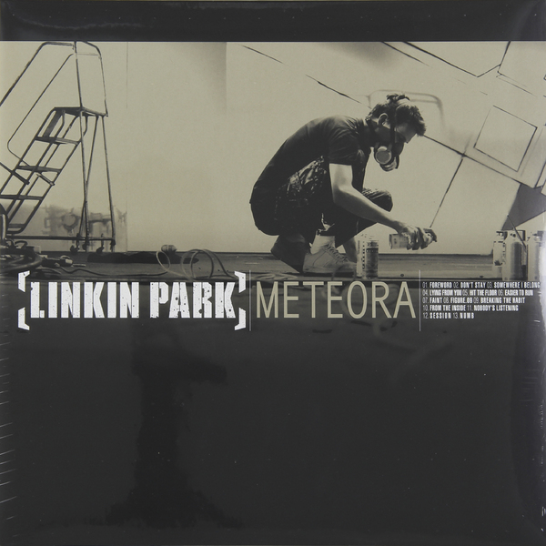 Linkin Park Linkin Park - Meteora (2 LP) linkin park linkin park the hunting party