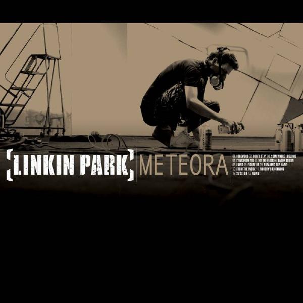 Linkin Park Linkin Park - Meteora (limited, Colour, 2 LP)